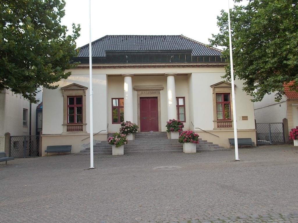 Neustadt Rathaus