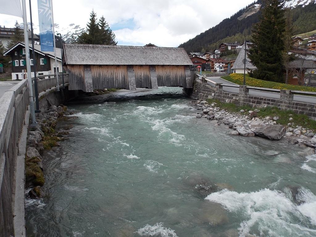 Lech in Lech am Arlberg