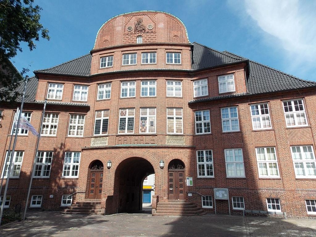 Marne Rathaus