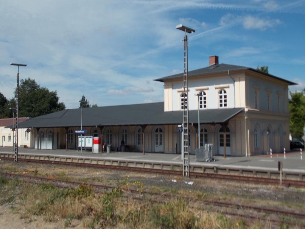 Neustadt Bahnhof