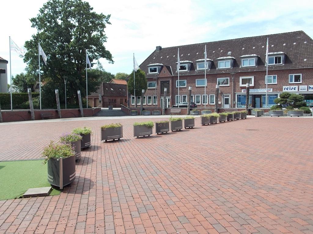 Brunsbüttel Rathausplatz