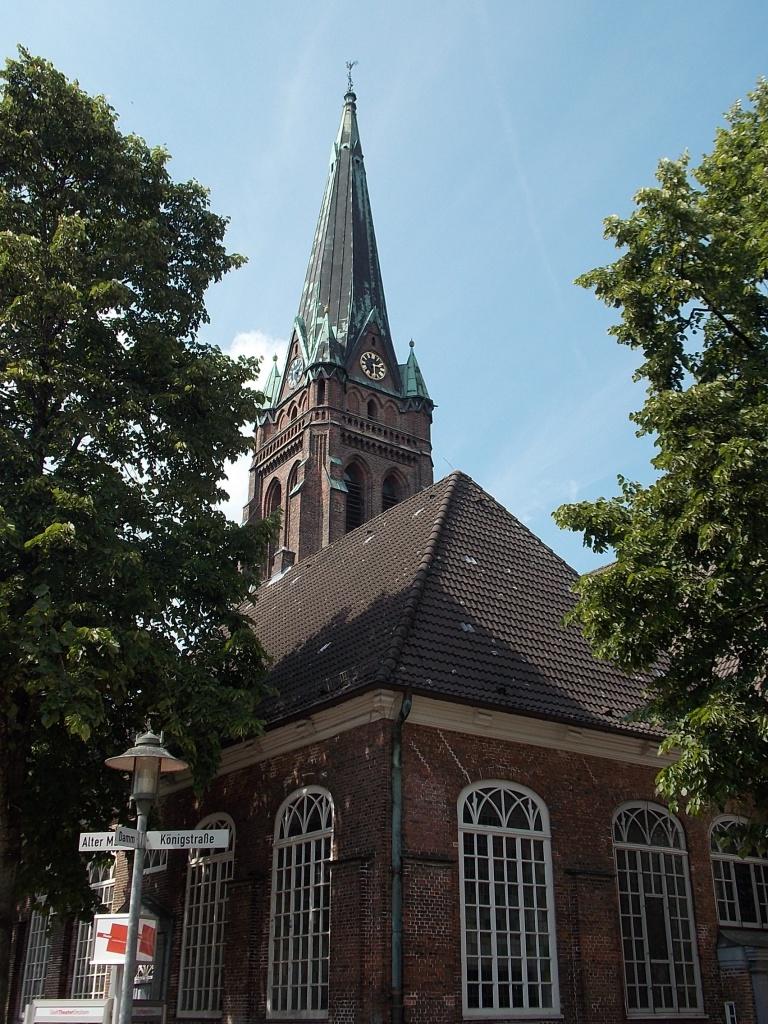 Elmshorn Kirche St. Nikolai