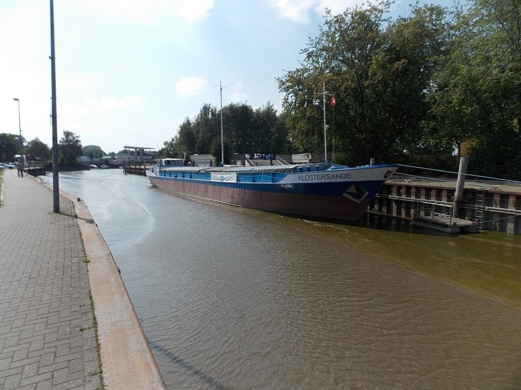 Elmshorn Krückau Hafen