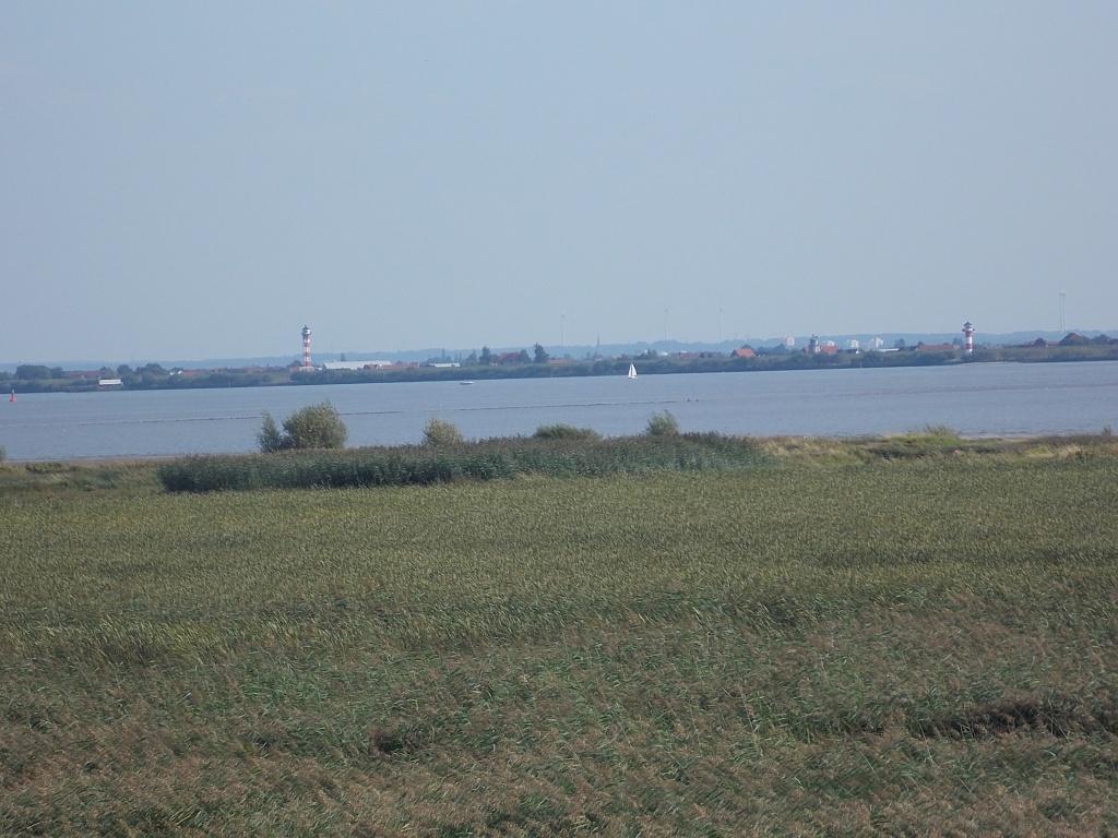 Hetlingen Elbe