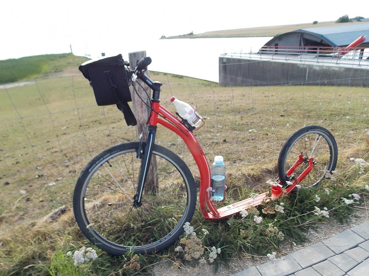 Tretroller Yedoo Stör Elbe Störsperrwerk