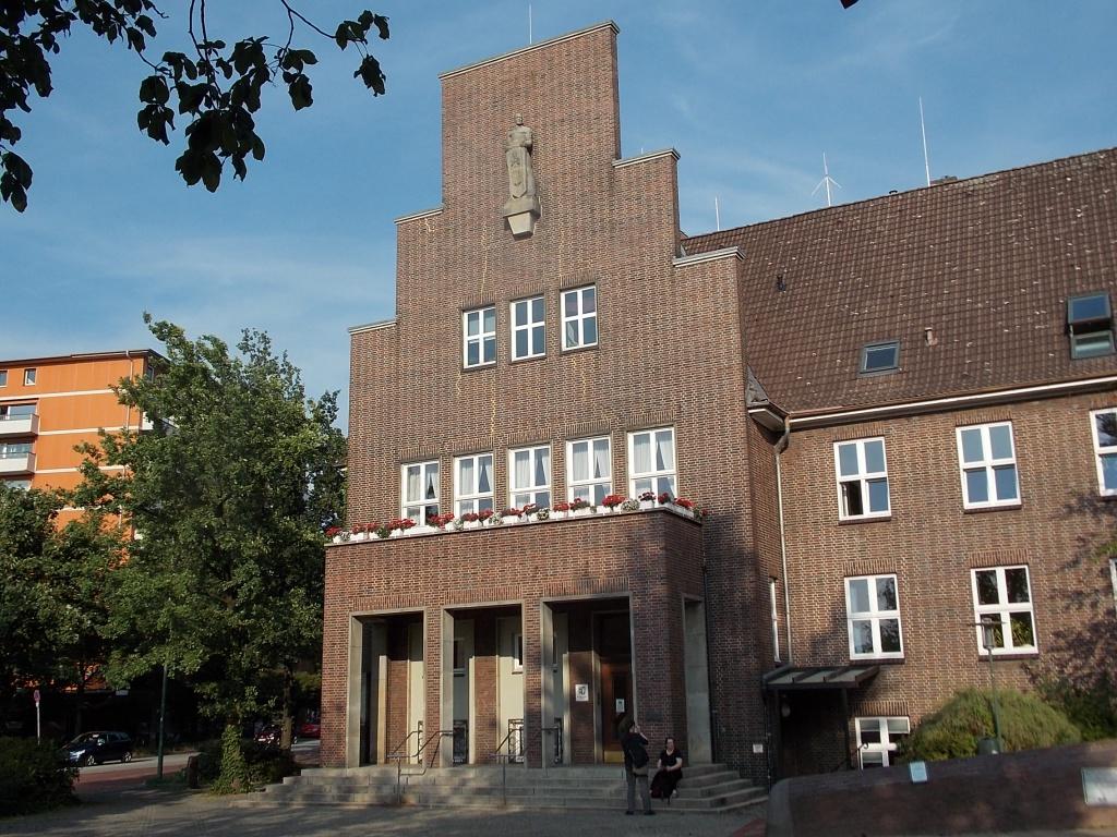Wedel Rathaus