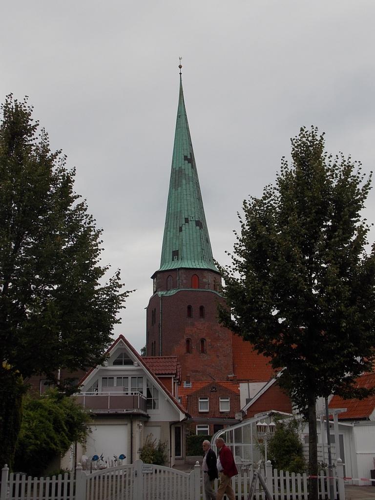 Travemuende St.-Lorenz-Kirche