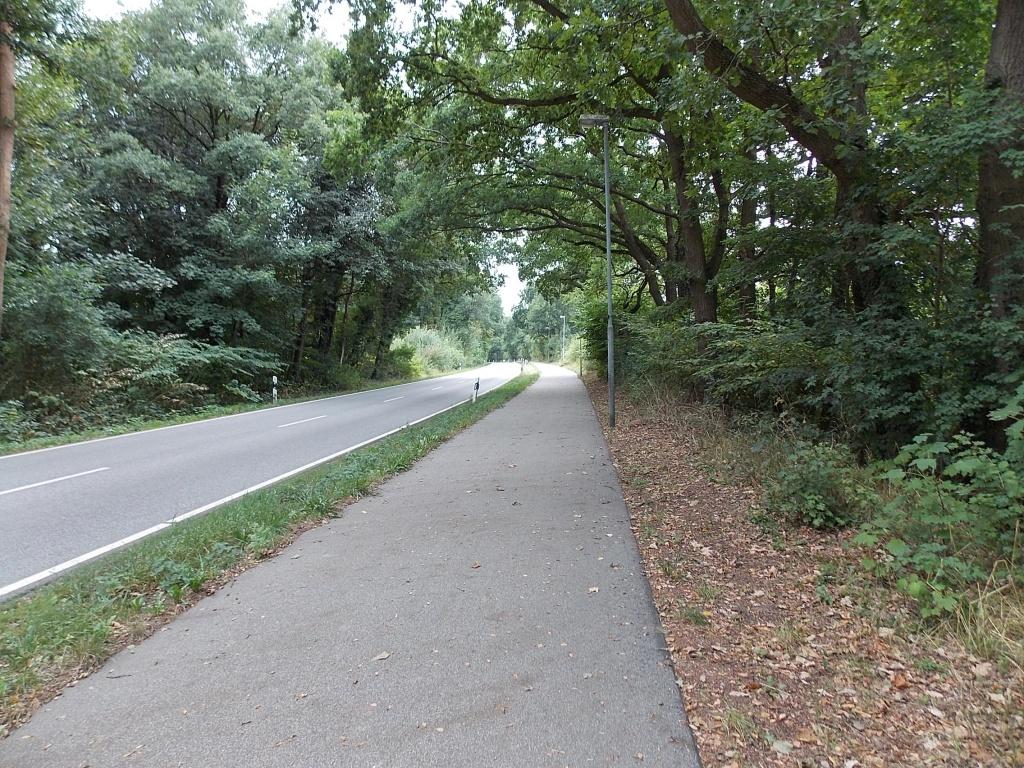 Daenischburg Siemser Landstrasse