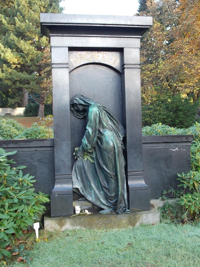 Ohlsdorf Friedhof