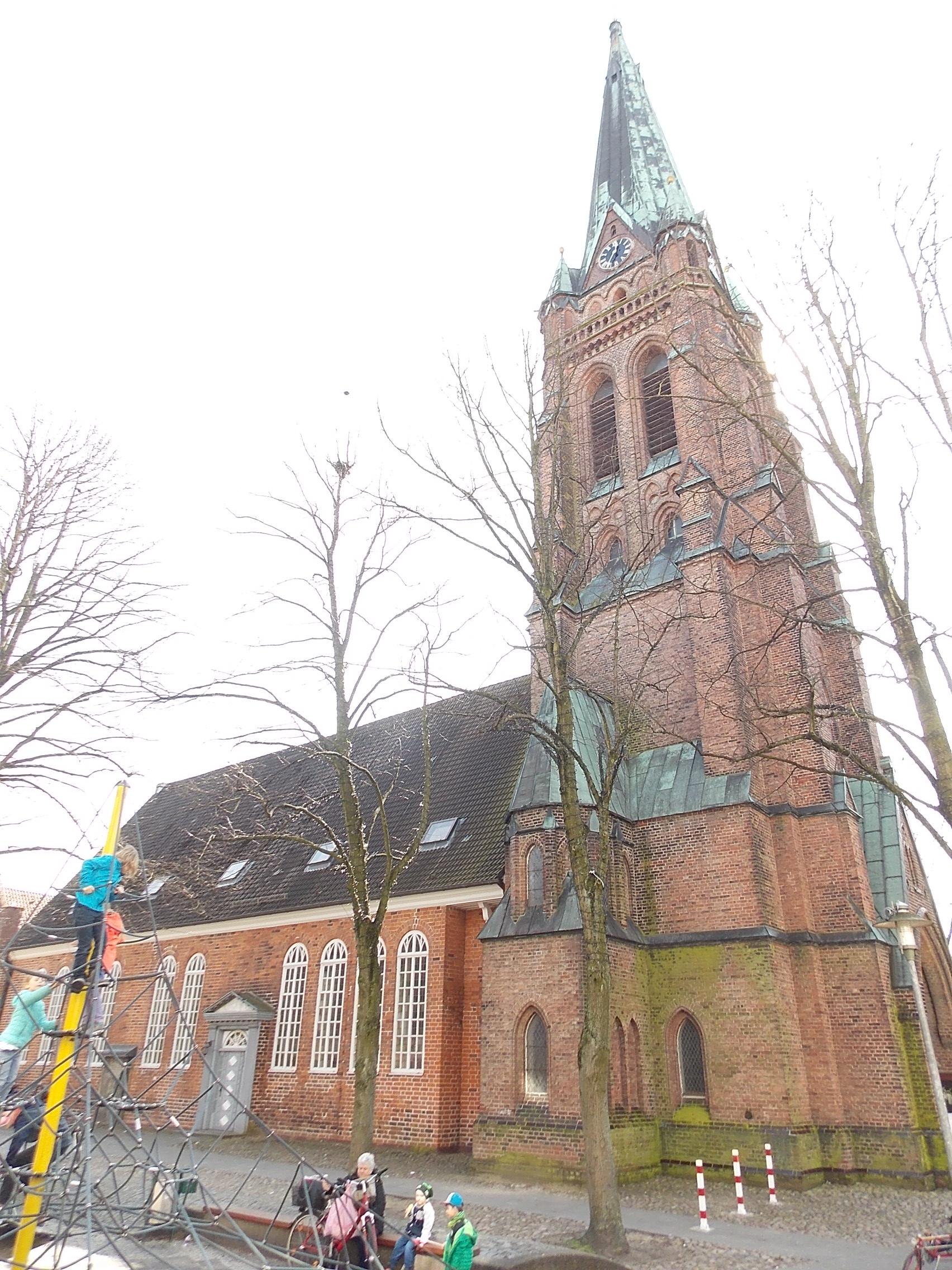 Kirche Elmshorn