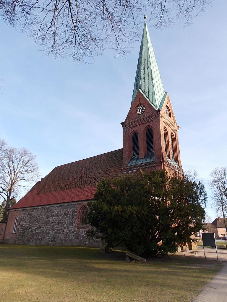 Kirche Großhansdorf