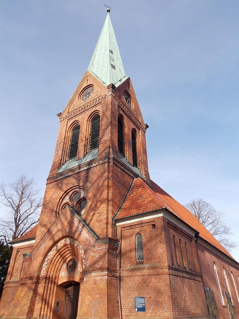 Trittau Martin-Luther-Kirche