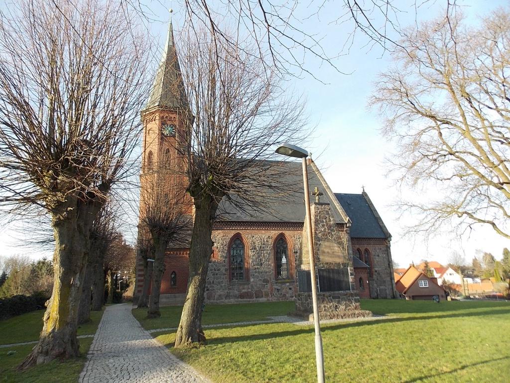 Breitenfelde Kirche Breitenfelde