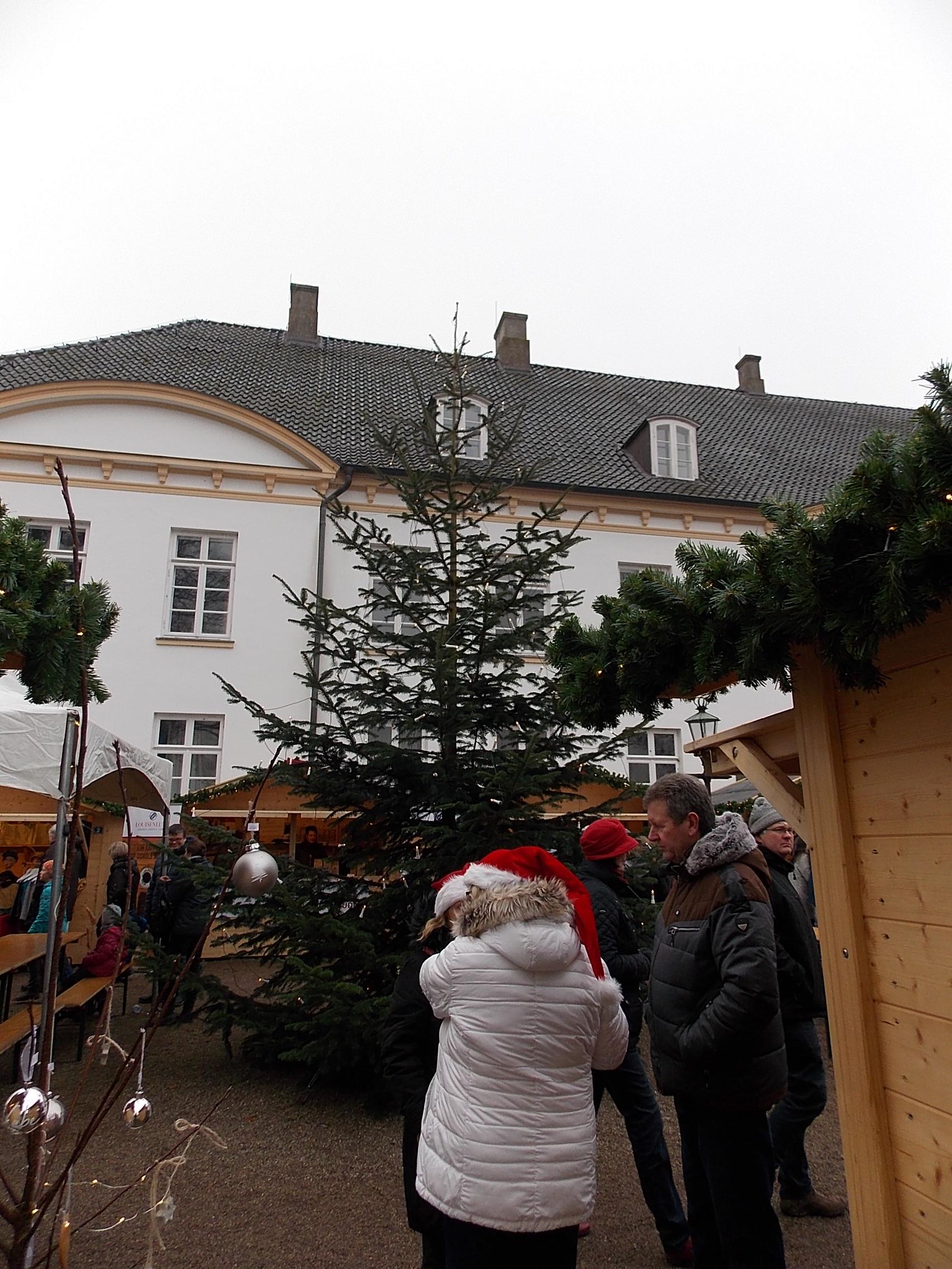 Louisenlund Weihnachtsmarkt 2017