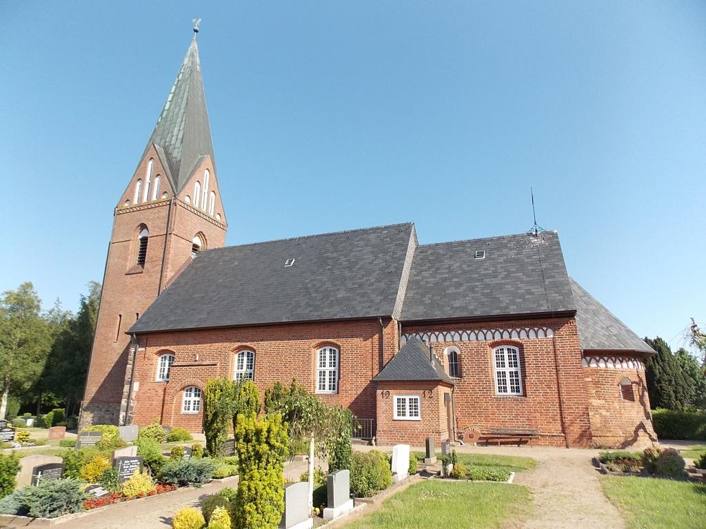Eggebek Kirche