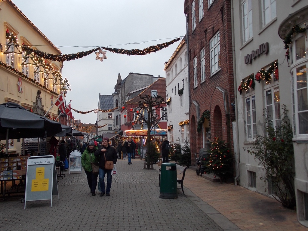 Tondern Weihnachtsmarkt 2019