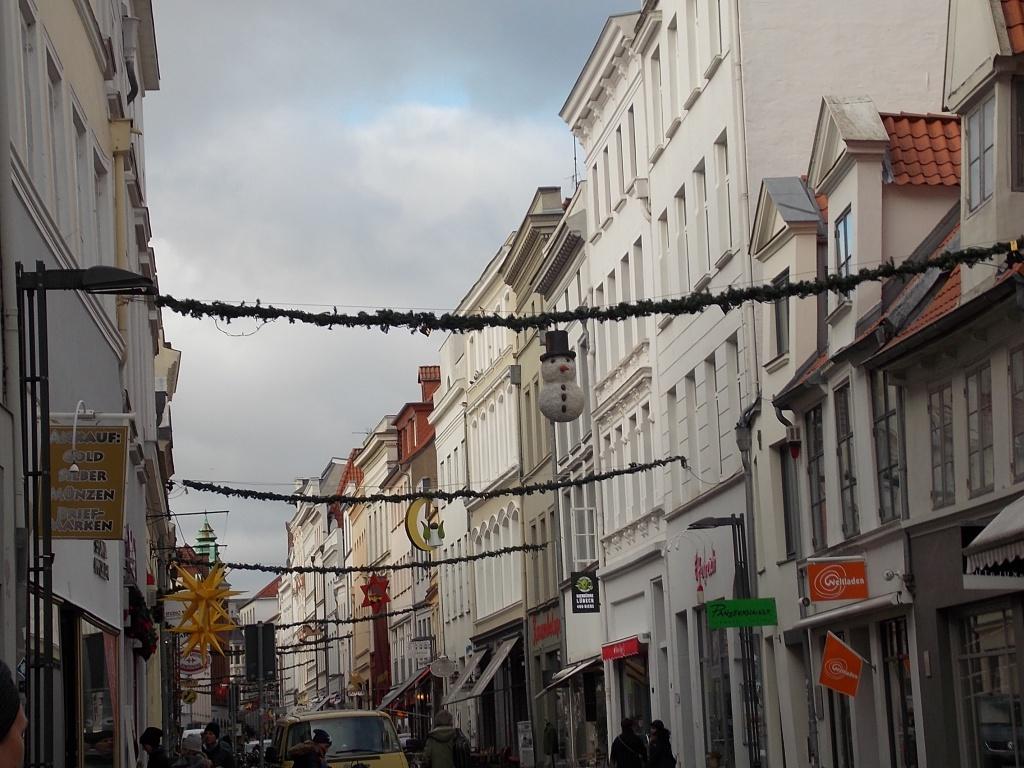 Lübeck Weihnachten 2019 Hüxstraße