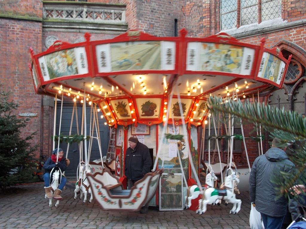 Lübeck Weihnachten 2019 Marienkirche