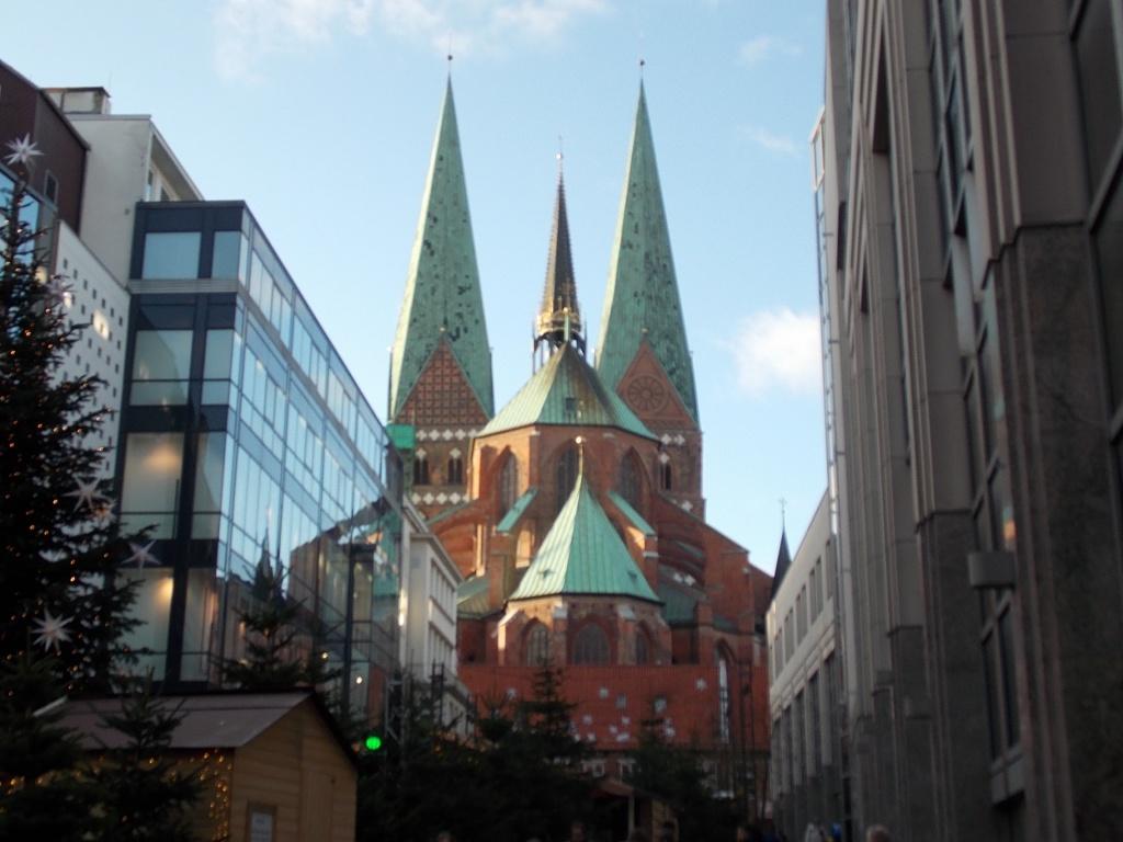 Lübeck Weihnachten 2019