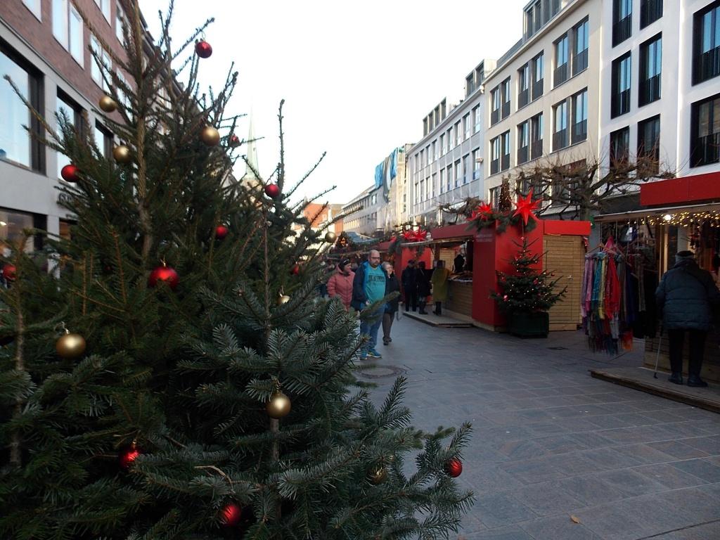Lübeck Weihnachten 2019 Breite Straße