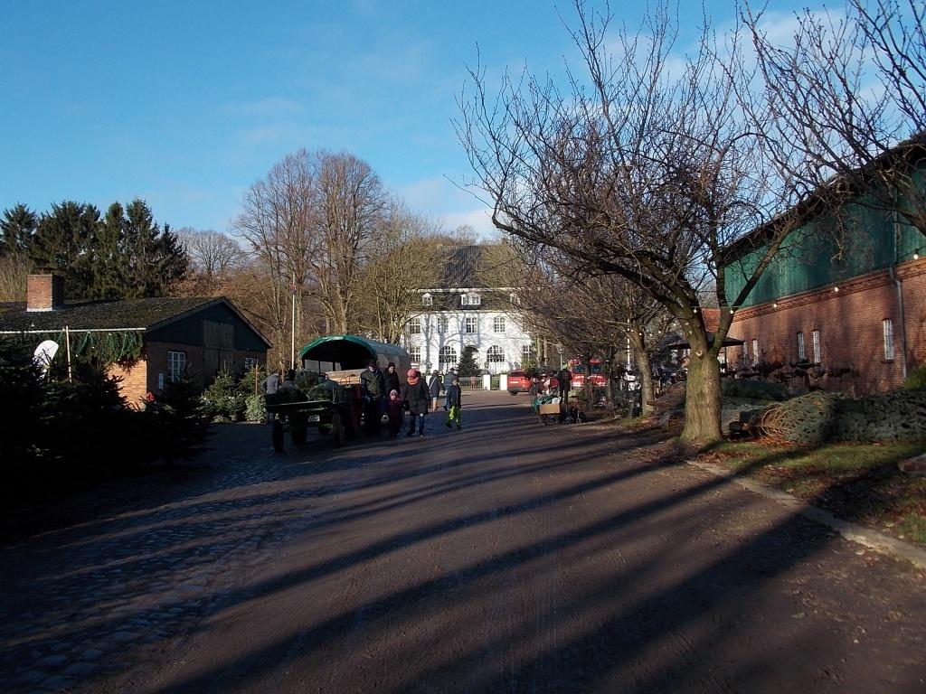 Gut Augustenhof Weihnachtsmarkt 2019