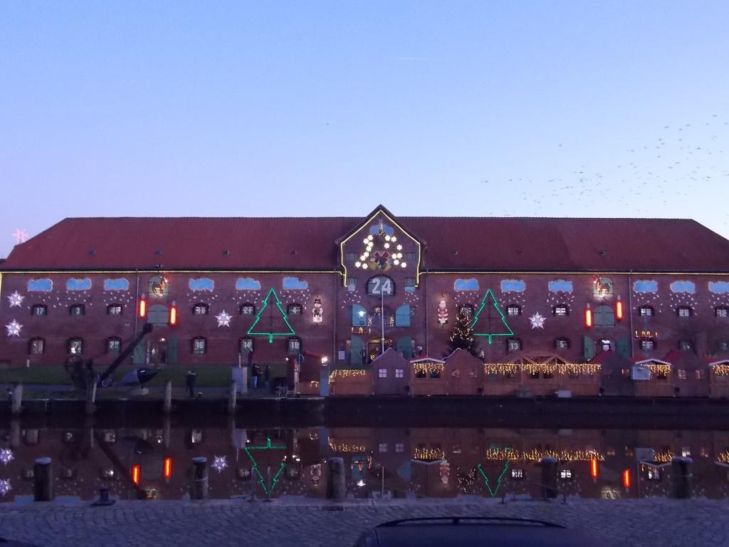 Tönning Packhaus Weihnachtsmarkt 2019