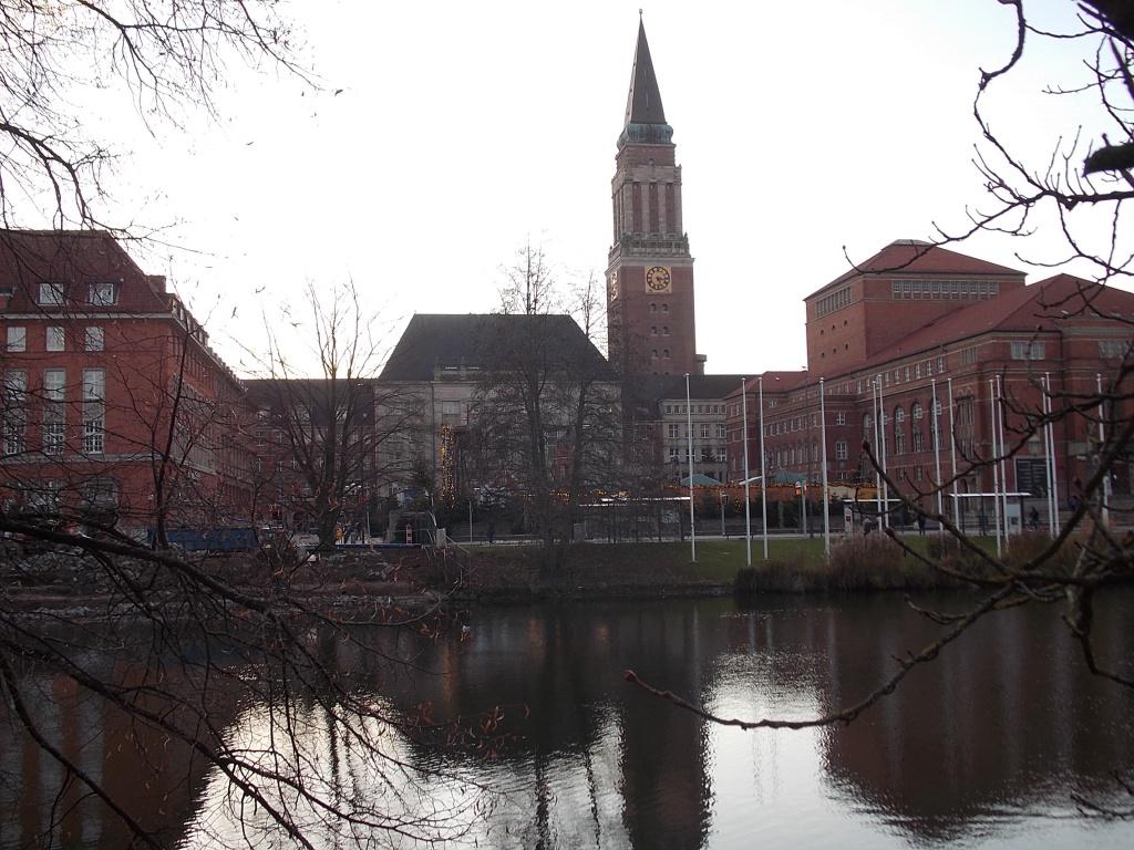Kiel Weihnachtsmarkt 2019