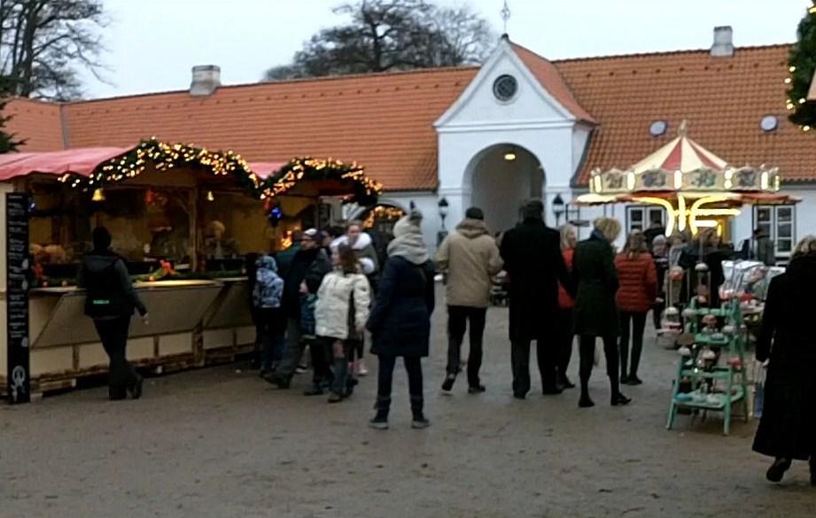 Schloss Glücksburg Weihnachtsmarkt 2017