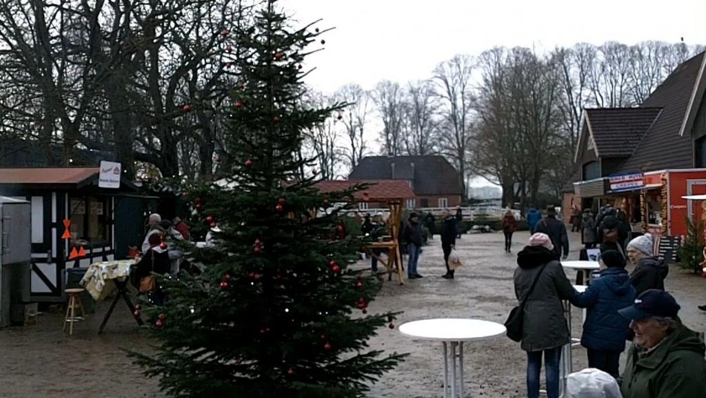 Gut Steinwehr Weihnachtsmarkt 2017