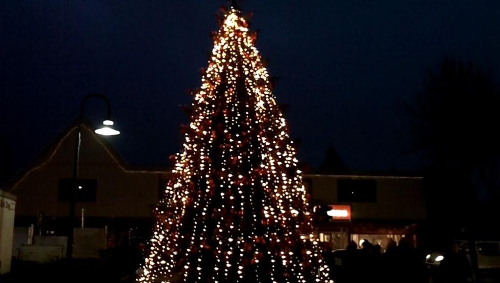 Wanderup Weihnachtsdorf Weihanchtsmarkt