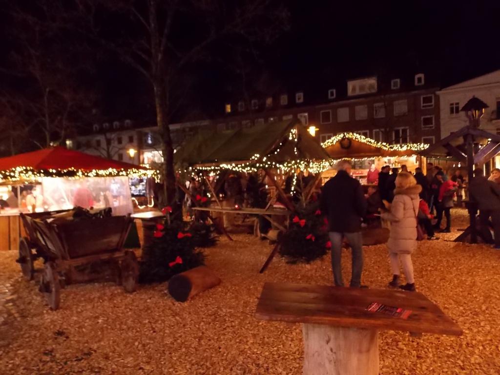 Neumünster Weihnachtsmarkt 2018