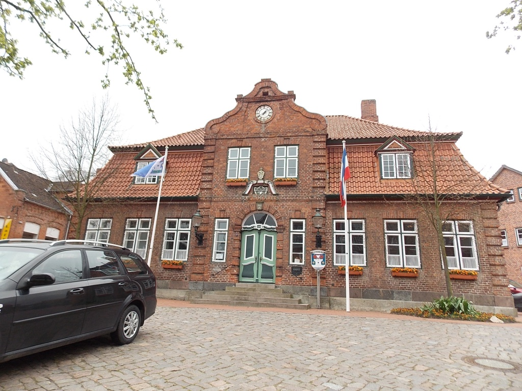 Lütjenburg Rathaus