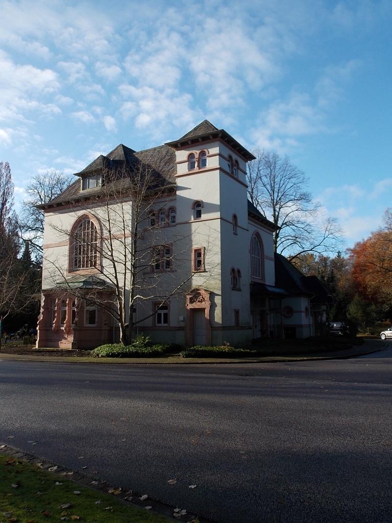 Ohlsdorf Rundkurs 3 Kapelle 8