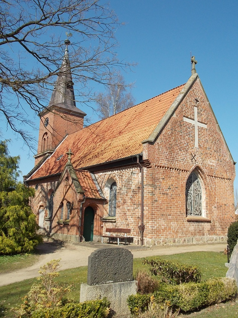 Schmilau Dorfkirche