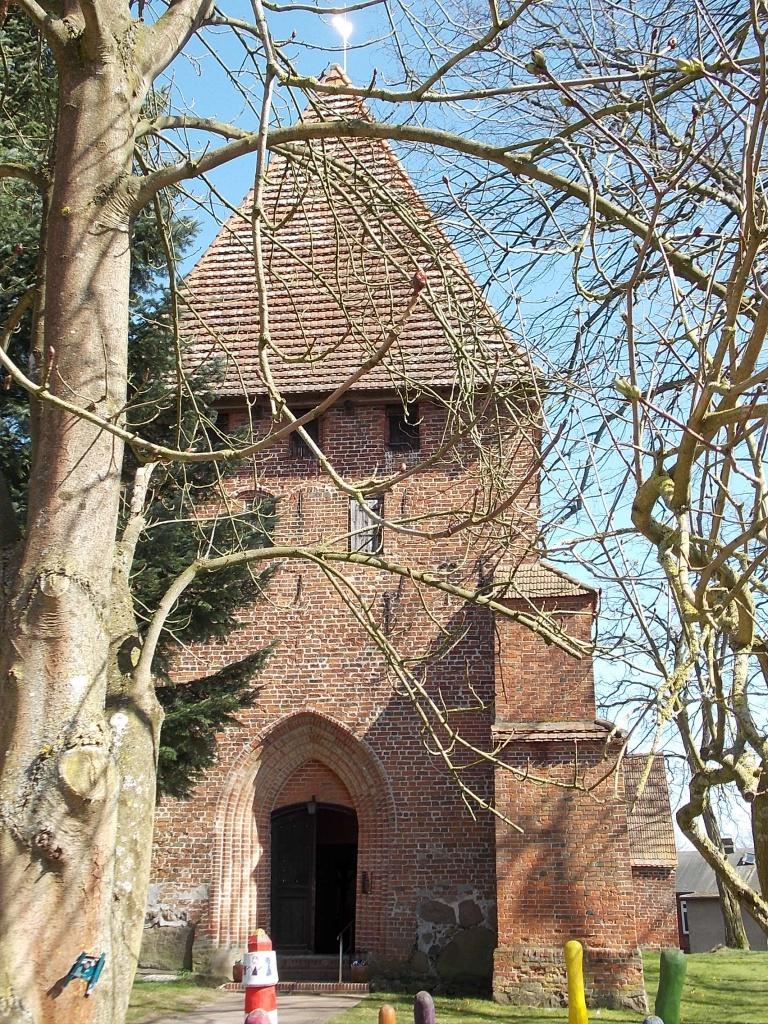 Herrnburg Kirche