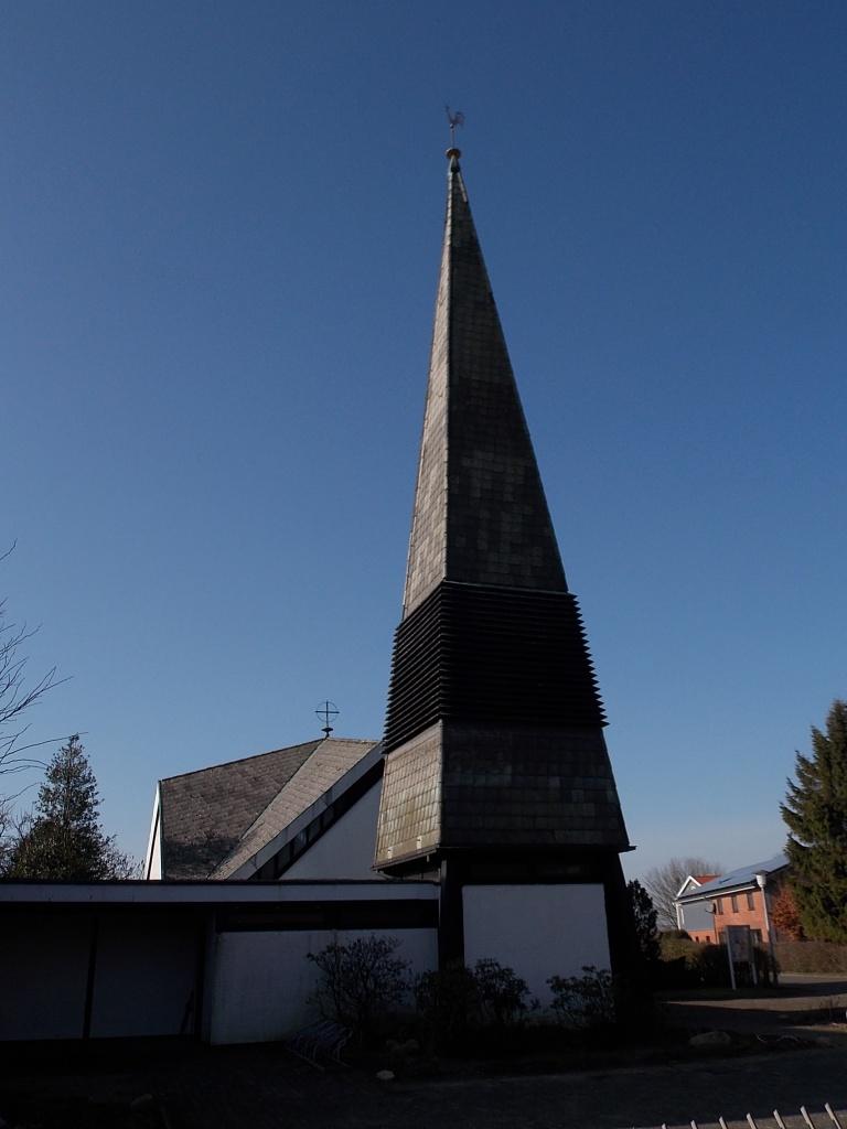 Geestkirche Sarzbüttel