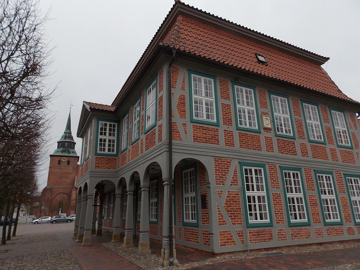 Boizenburg Rathaus