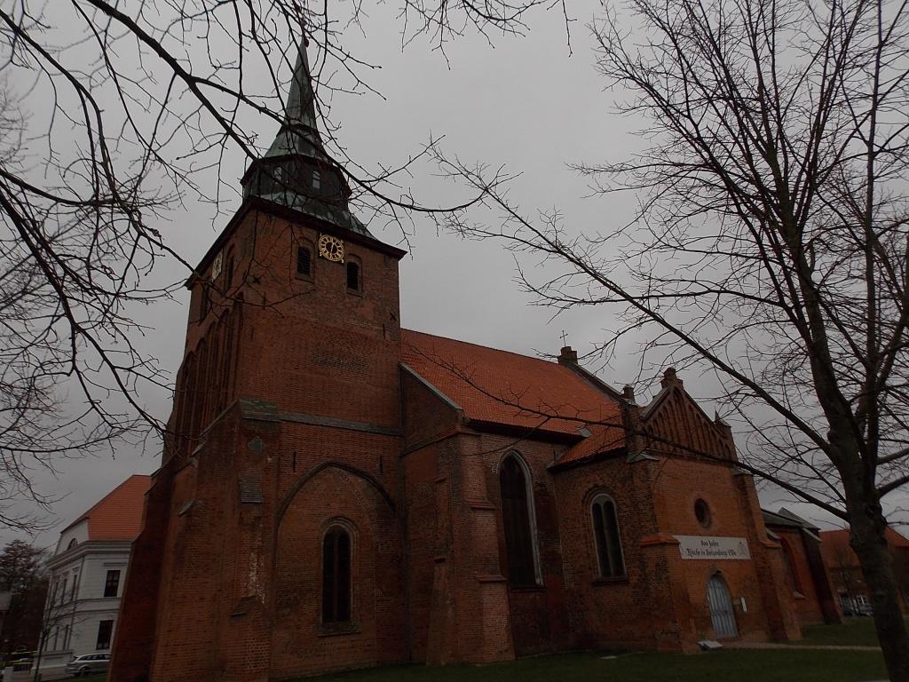 Boizenburg St.-Marien-Kirche