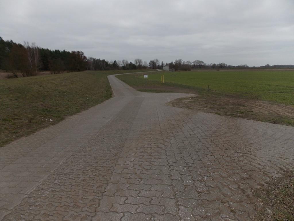 Horst Mühlenbach gepflasterter Weg