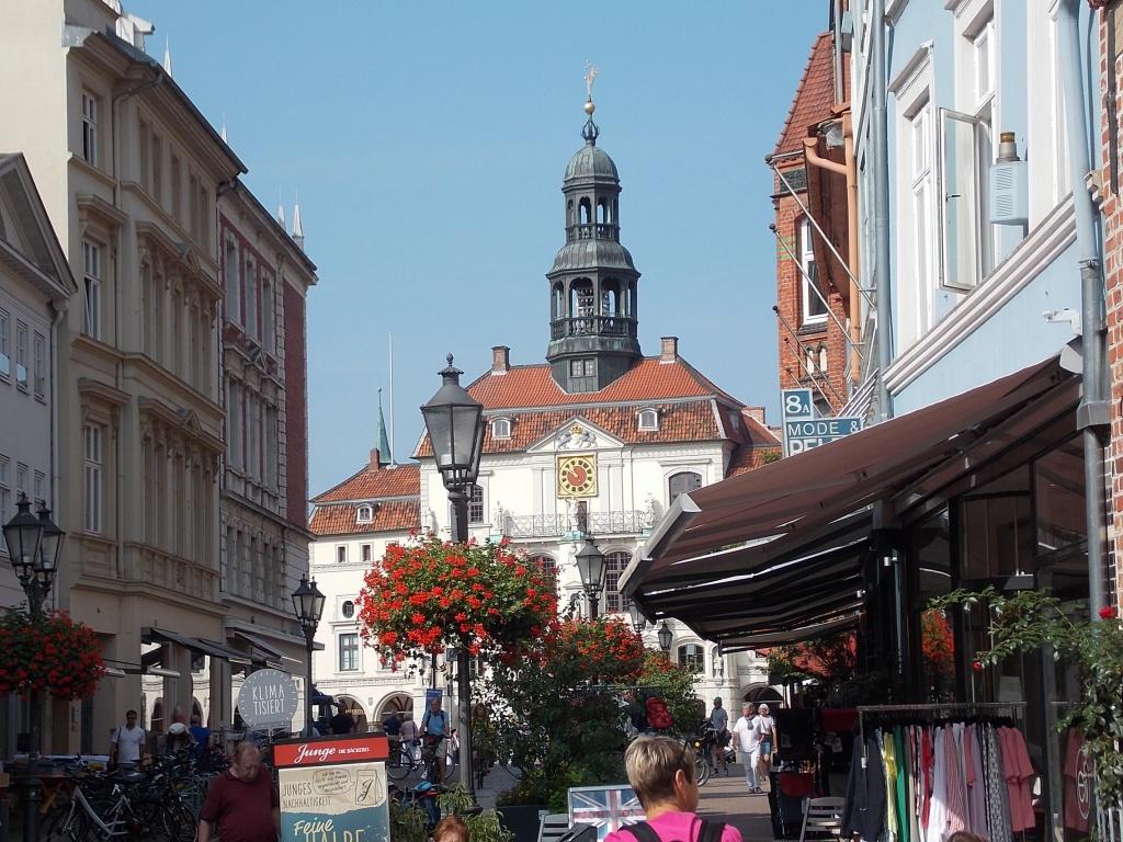 Lüneburg An den Brodbänken Rathaus