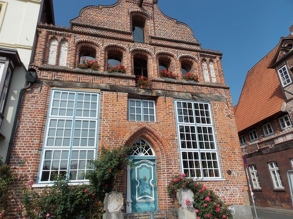 Lüneburg Am Stintmarkt