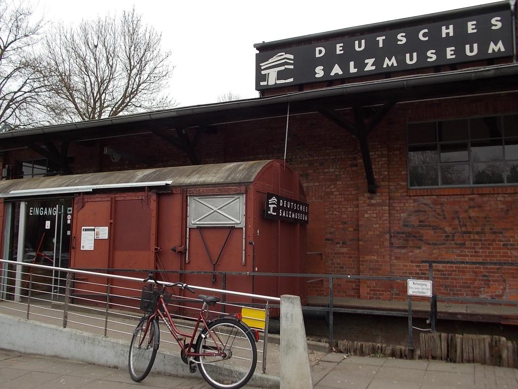 Lüneburg Deutsches Salzmuseum