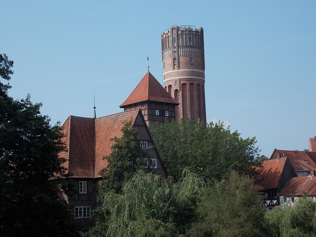 Lüneburg Wasserturm