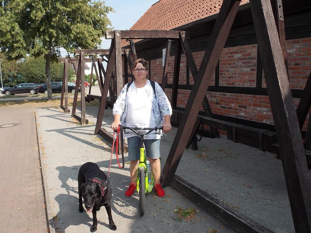 Lüneburg Deutsches Salzmuseum Eselstall Susanne + Lady