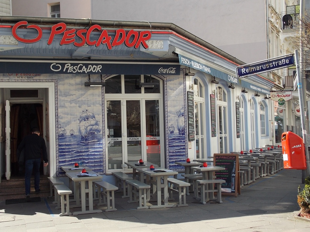 Portugiesenviertel Essen