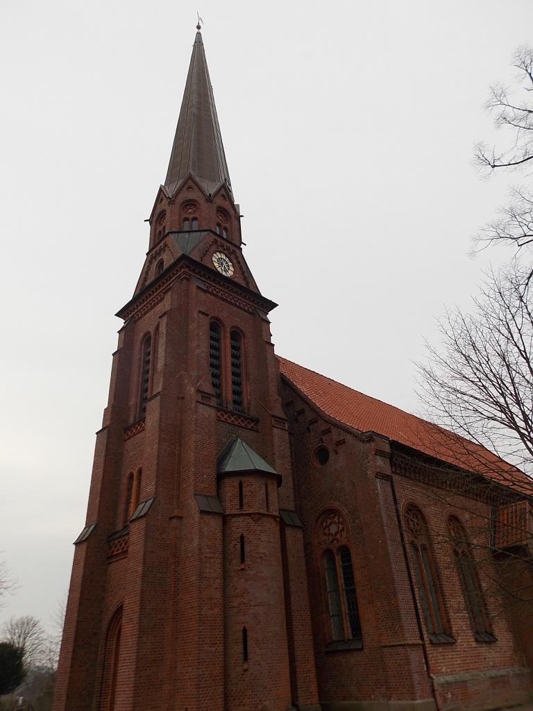 Lebrade Kirche