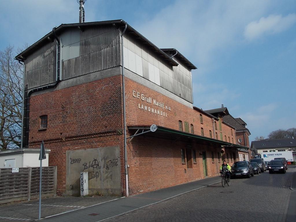 Nortorf Hohenwestedter Straße