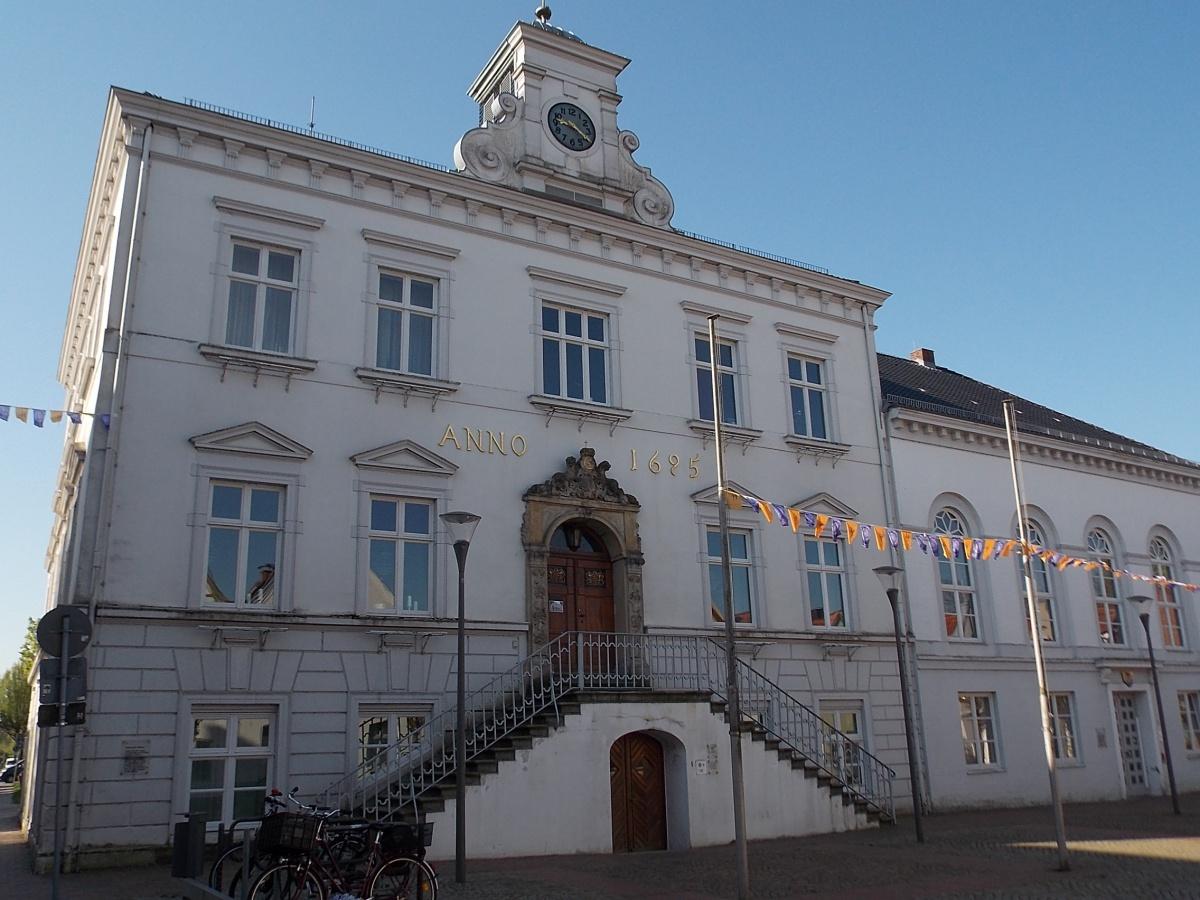 Itzehoe Rathaus