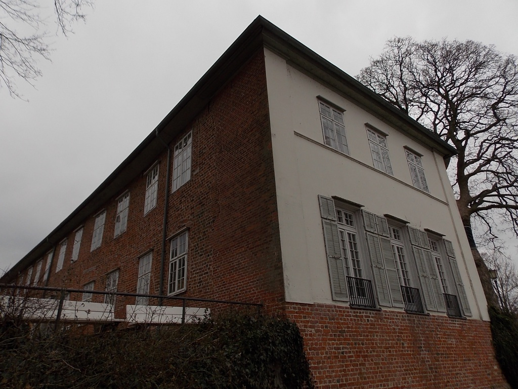 Lauenburg Schloss und Rathaus