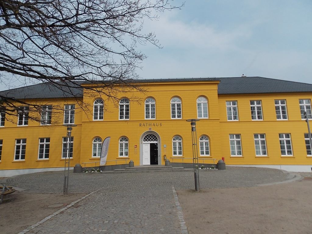 Ratzeburg Rathaus